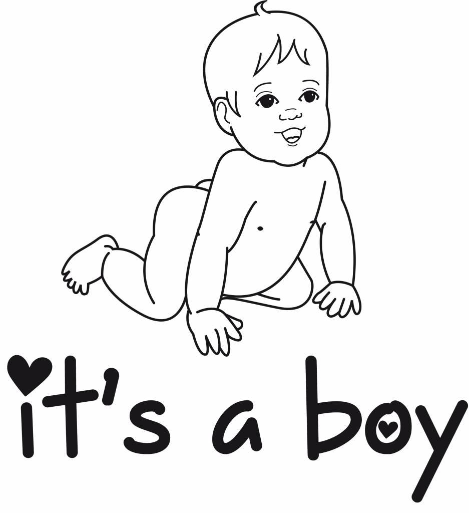 Baby blue Sticker