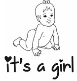 Bebé rosa