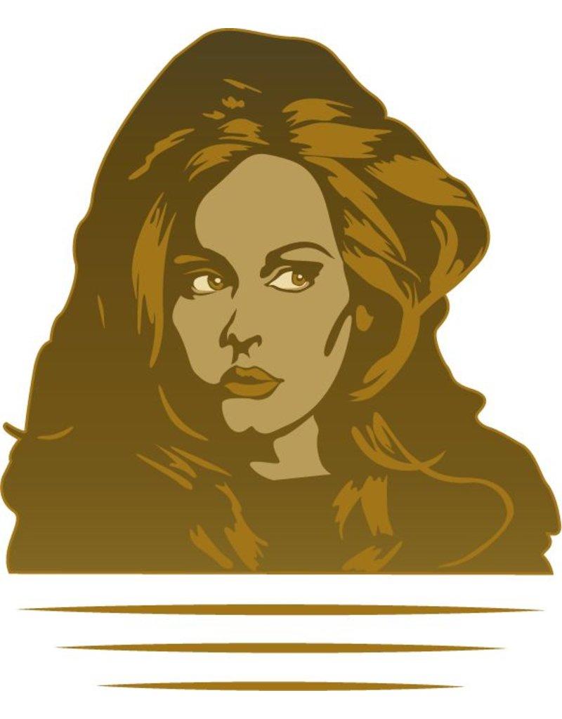 Wall Sticker Adele