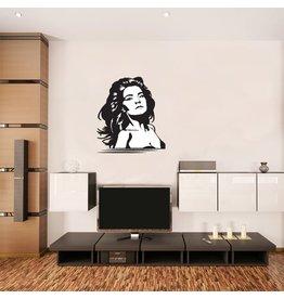 Autocollant Mural Björk
