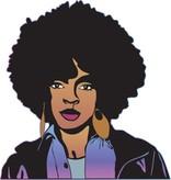 Wall Sticker Lauren Hill