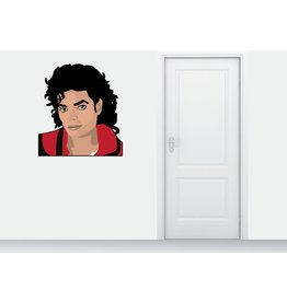 Wall Sticker Michael Jackson