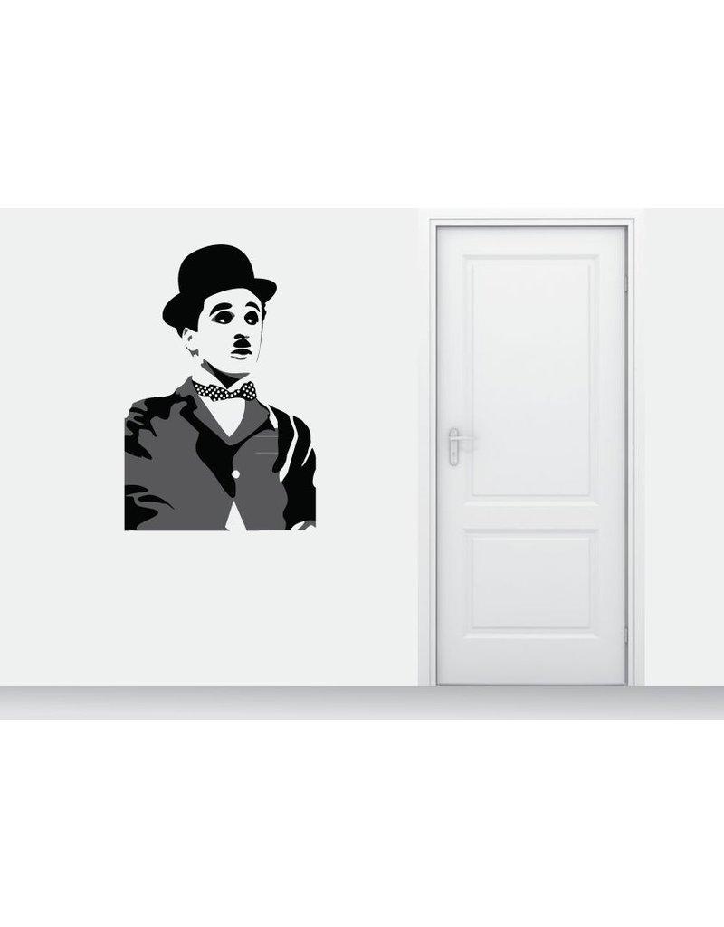 Wall Sticker Charlie Chaplin