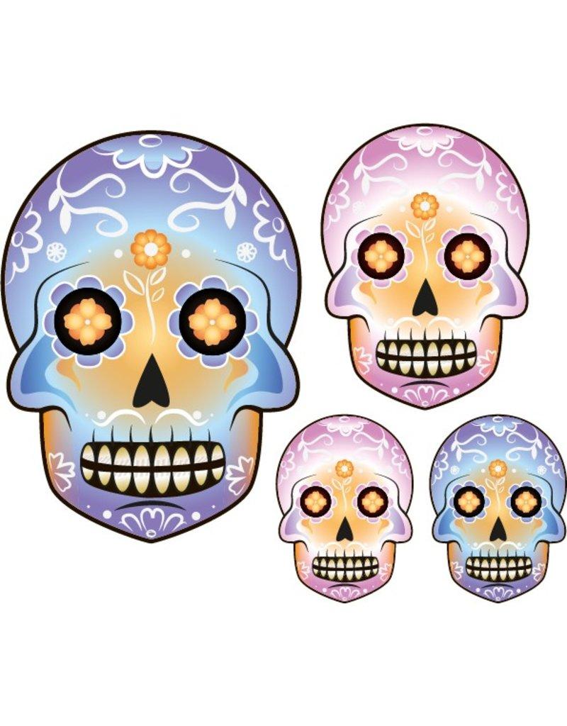 crânes de sucre