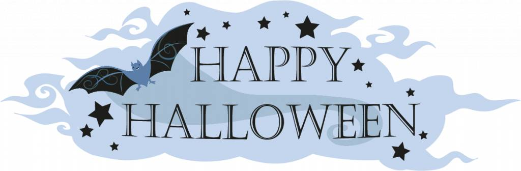 Feliz a todo color de Halloween