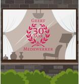 Service Anniversary - Classic crown