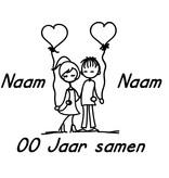Liebe & Freundschaft - Liebe Ballone