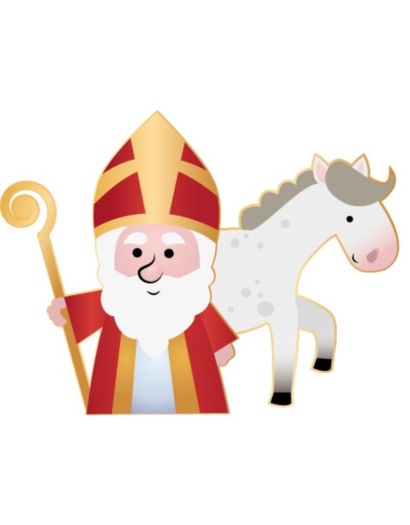 Santo y caballo