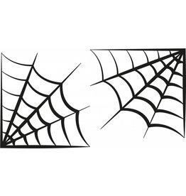 Spinnennetz Set