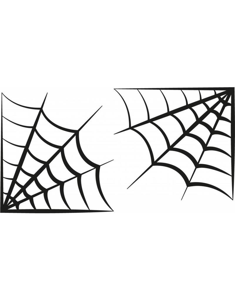 conjunto de la Web de araña