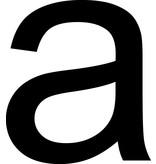 a lettres adhésives