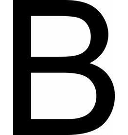 B Klebebuchstabe
