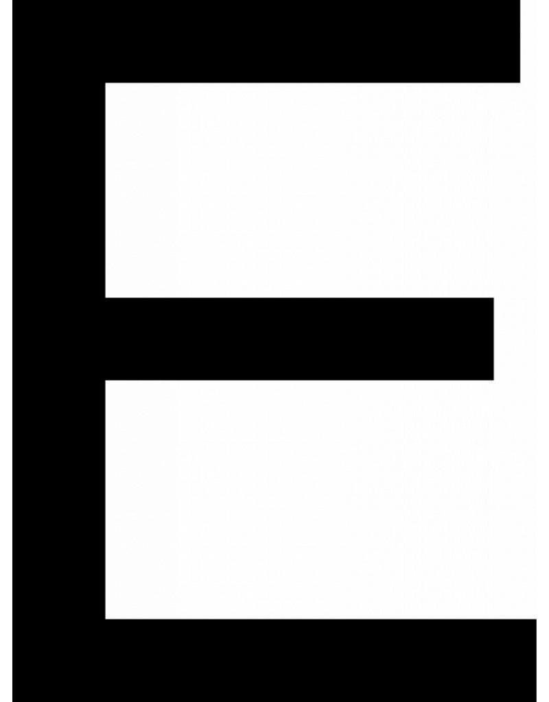 E Letter Stickers