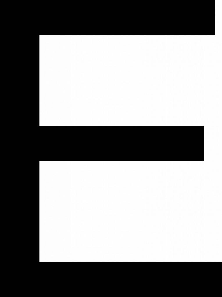 E lettres adhésives