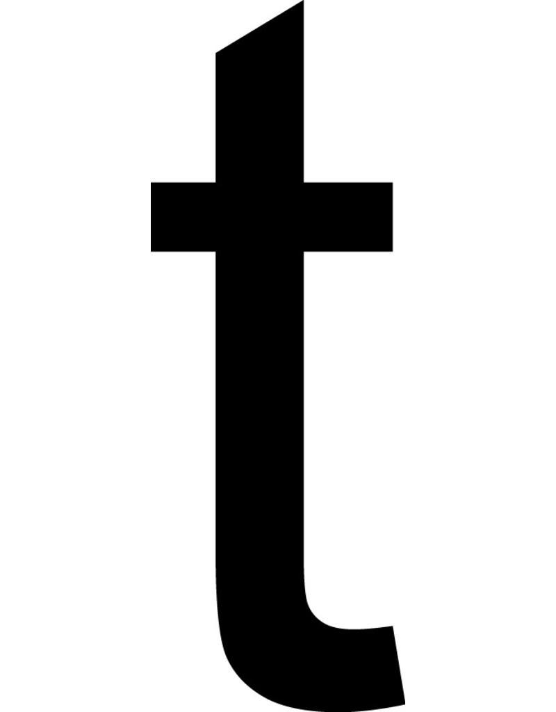 """Letra: """"t"""""""