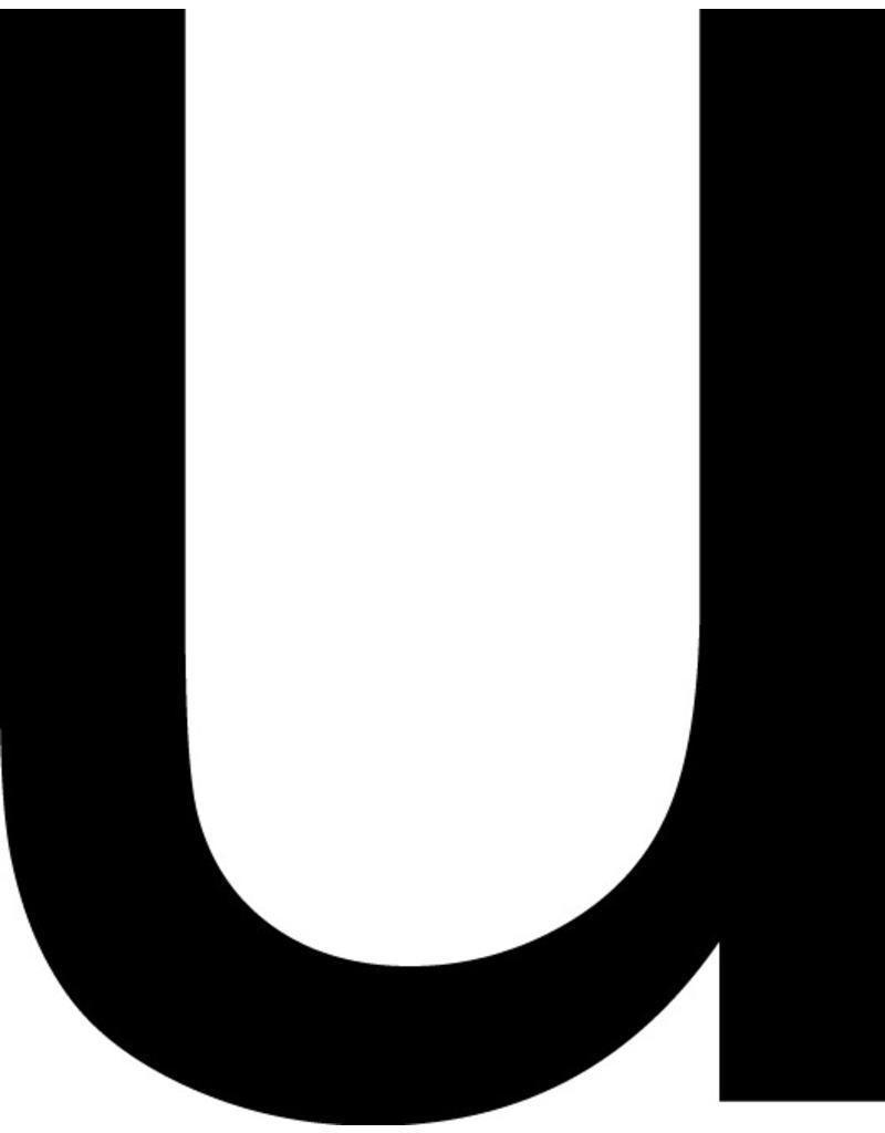 u Letter Stickers