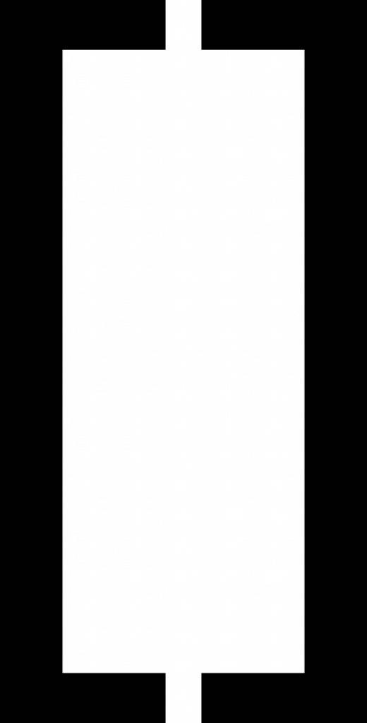 [ ] - signe lettres adhésives