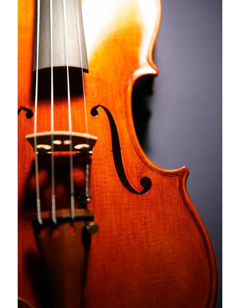 Violine Tür Aufkleber