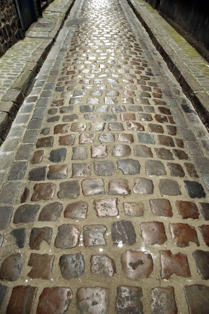 Rue Porte Autocollant