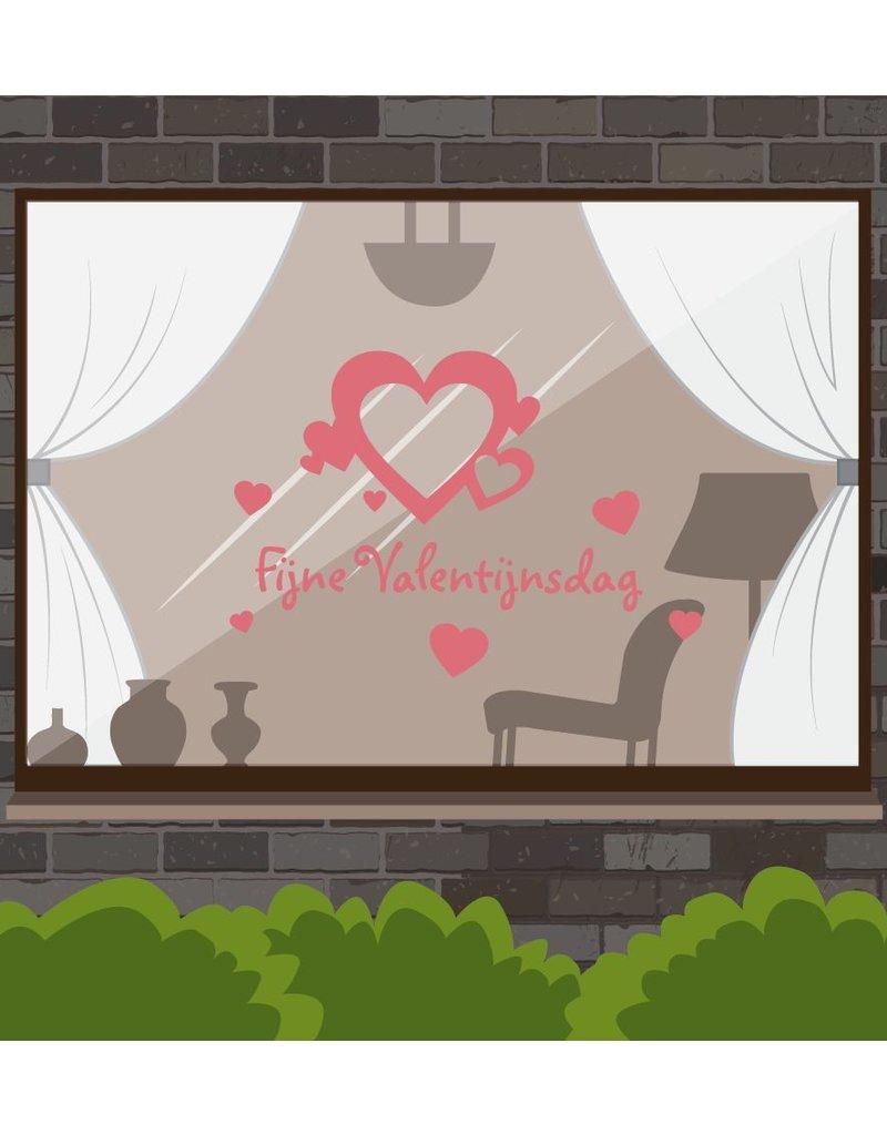 Día de San Valentín - Explosión del corazón