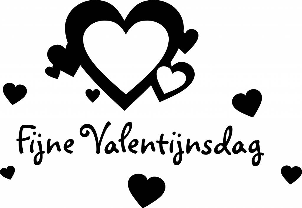 Valentijnsdag - Hartenexplosie