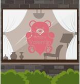 Saint Valentin - Teddy bear avec un coeur