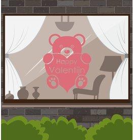 Valentine's Day - Teddy bear with a heart