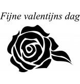 Valentijnsdag - Roosje