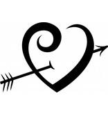 Valentinstag - an Bord Herz