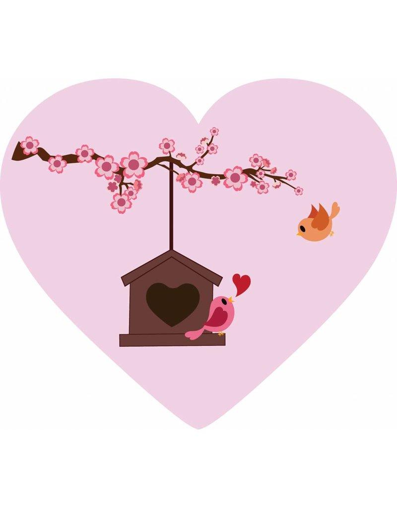Valentine's Day - Birdhouse