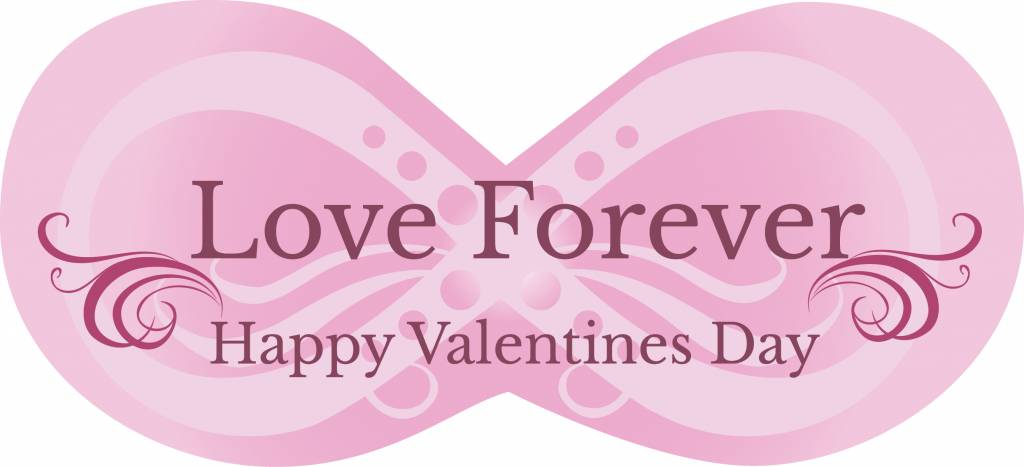 Día de San Valentín - El amor es infinito