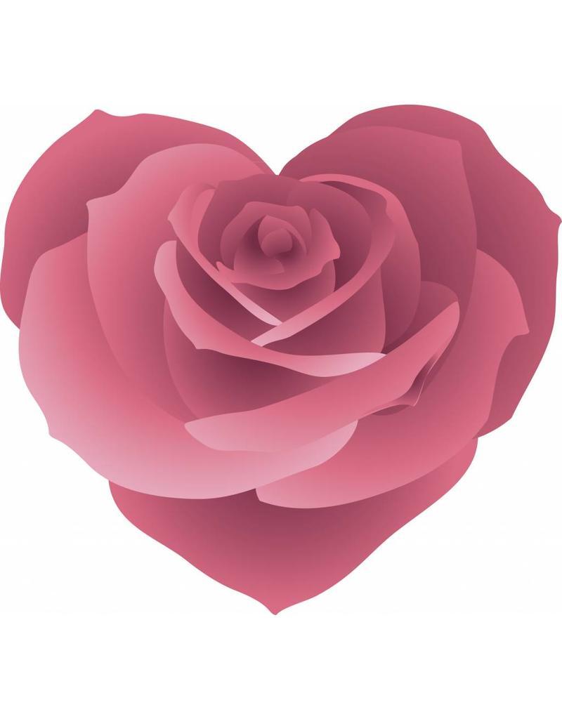Valentijnsdag - Harten roos