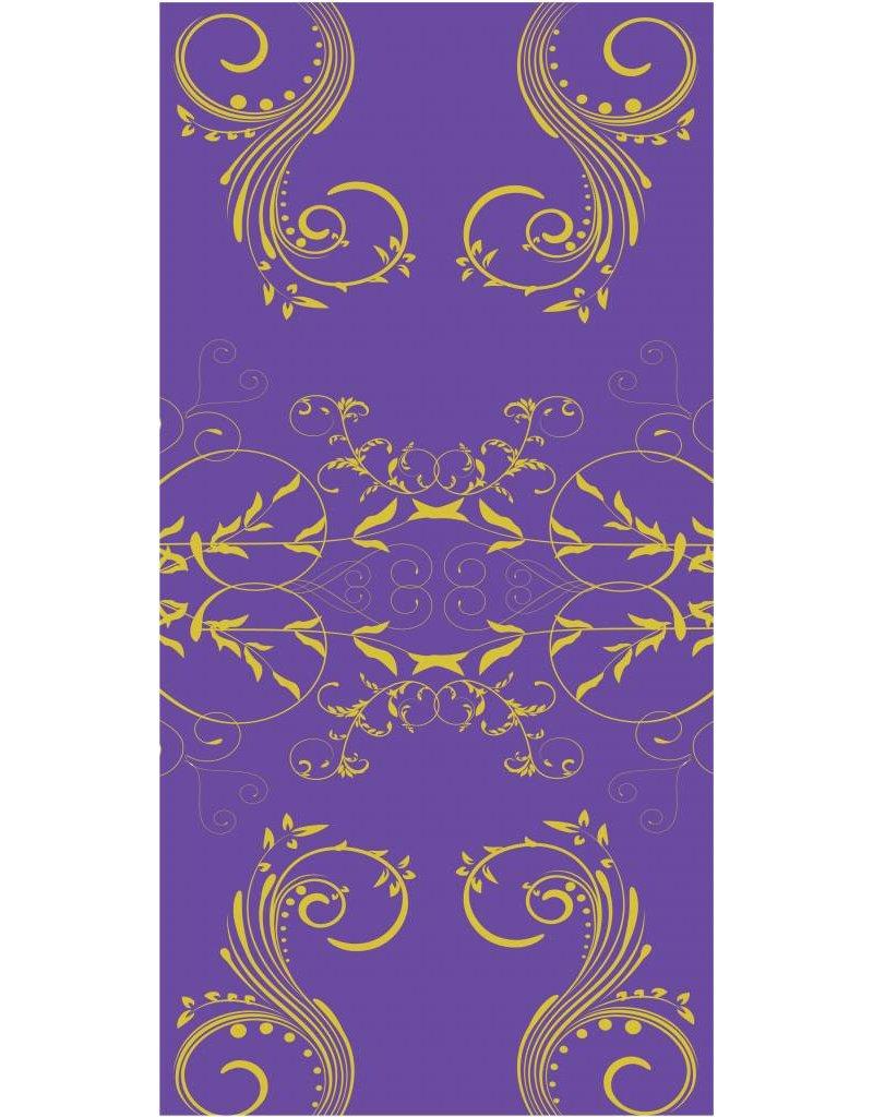 Floral Deur sticker