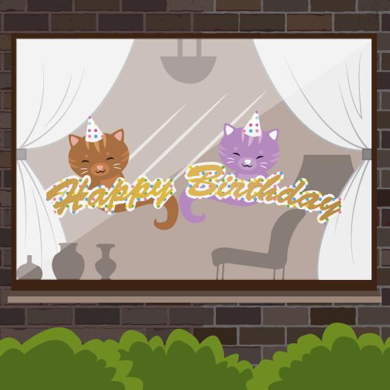 Alles Gute zum Geburtstag