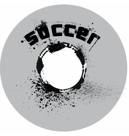 Spaakbeschermer sticker Voetbal 1