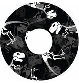 Autocollant protège-rayon os de dinosaure