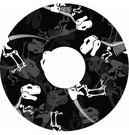 Spaakbeschermer sticker Dinosaurus botten print