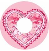 Spaakbeschermer gerafelde hart