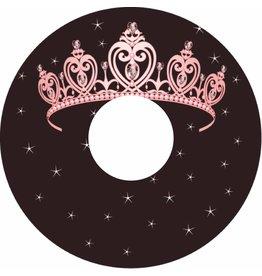 spaakbeschermer sticker prinsessen tiara