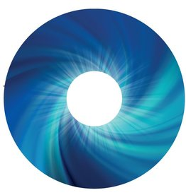 Spoke protector Abstract blue 2