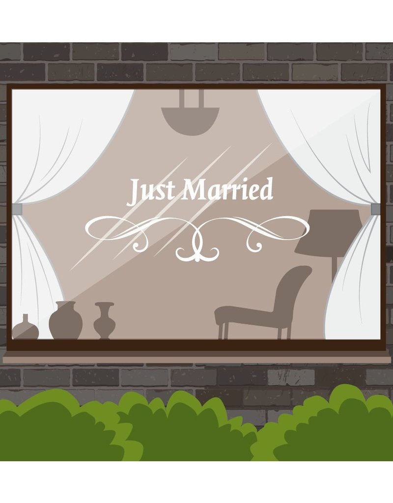 Aniversario - Sólo se casó con el ornamento elegante