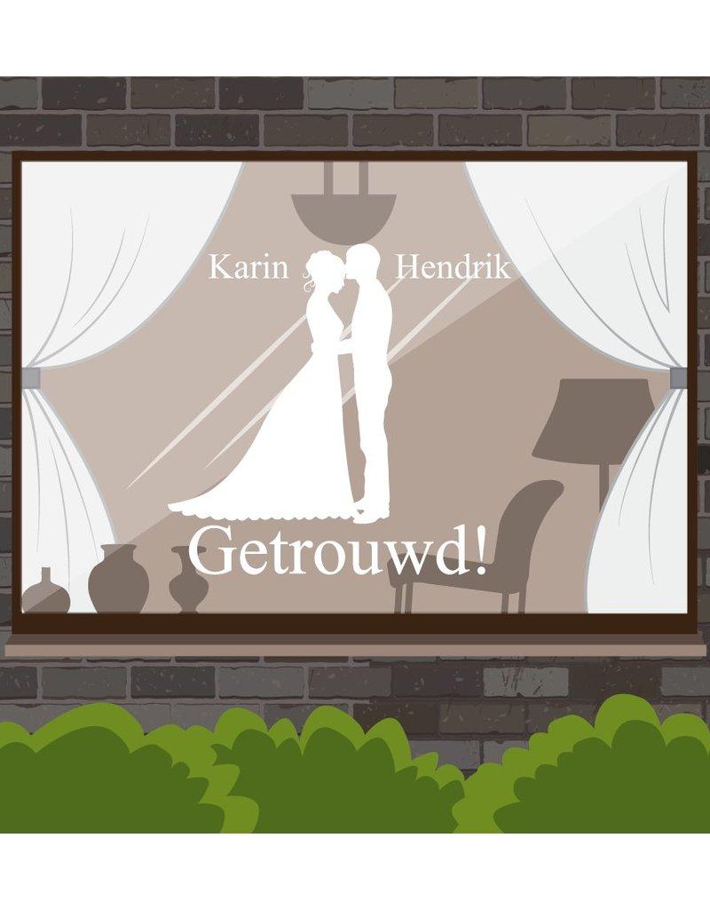 Anniversaire - Couple marié