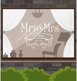 Anniversary - Mr. & Mrs.