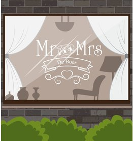 Anniversaire - Mr. & Mrs.