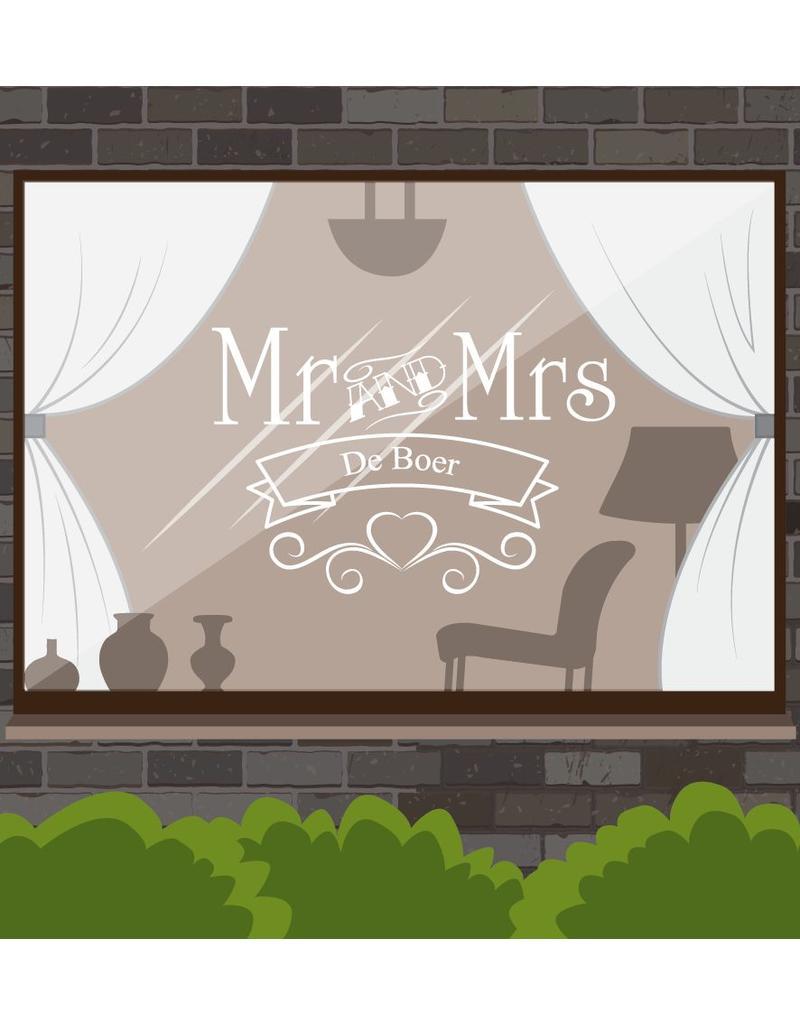 Jahrestag - Mr. & Mrs.
