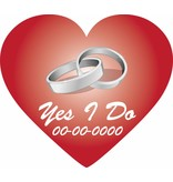 Trouwdag - Yes I do