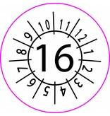 Keuring Sticker 12
