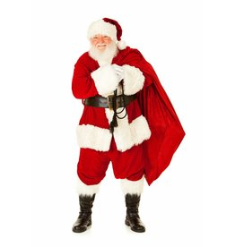 Père Noël XXL autocollant