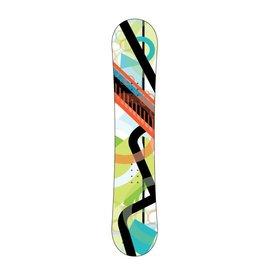 Autocollant planche à neige 1