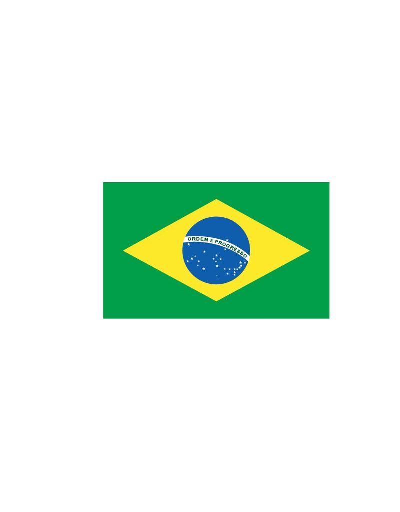 Motorhauben Sticker Brasilien